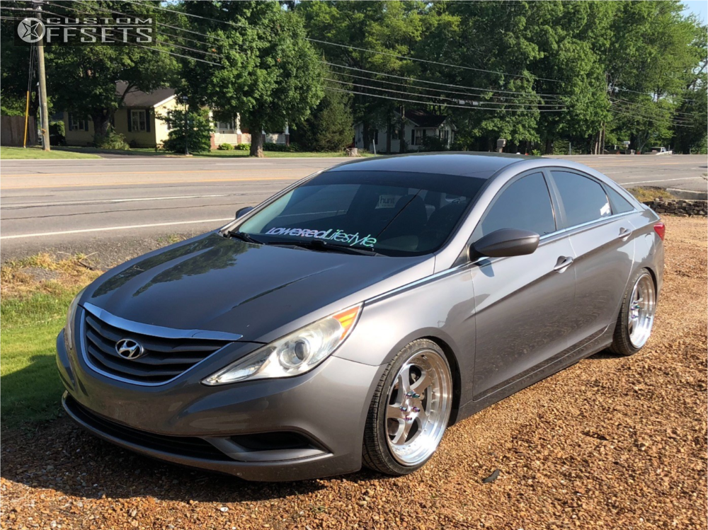 2011 Hyundai Sonata Esr Sr02 D2 Racing Coilovers