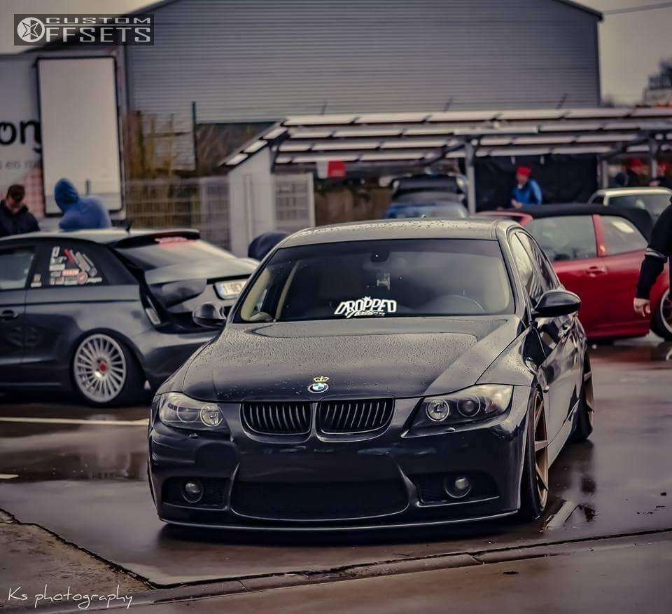Bmw X8 Series: 2006 Bmw 3 Series Japan Racing Jr20 Ap Coilovers Coilovers