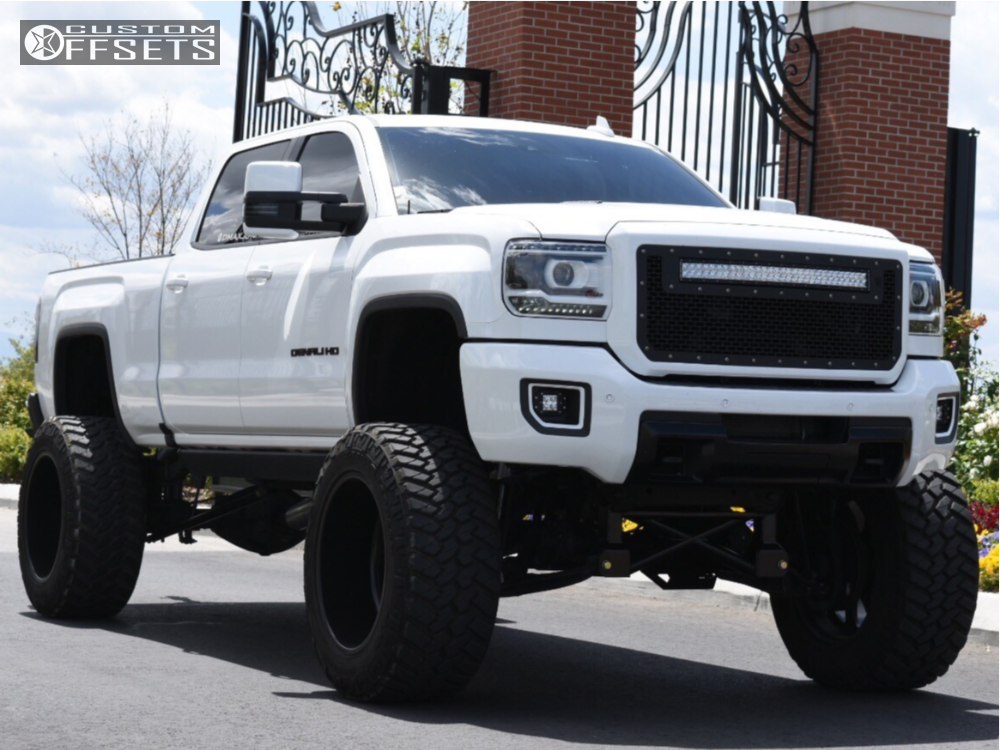 2016 Gmc Sierra 2500 Hd American Force Blade Ss8 Cognito ...