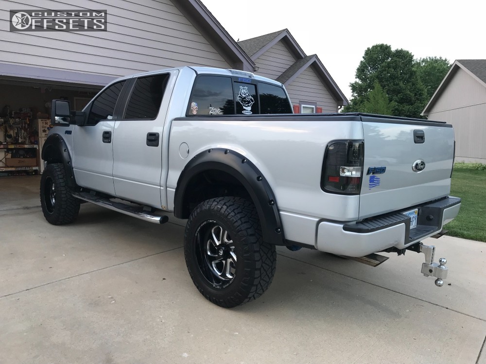 2007 Ford F 150 Fuel Flow Zone Suspension Lift 6in