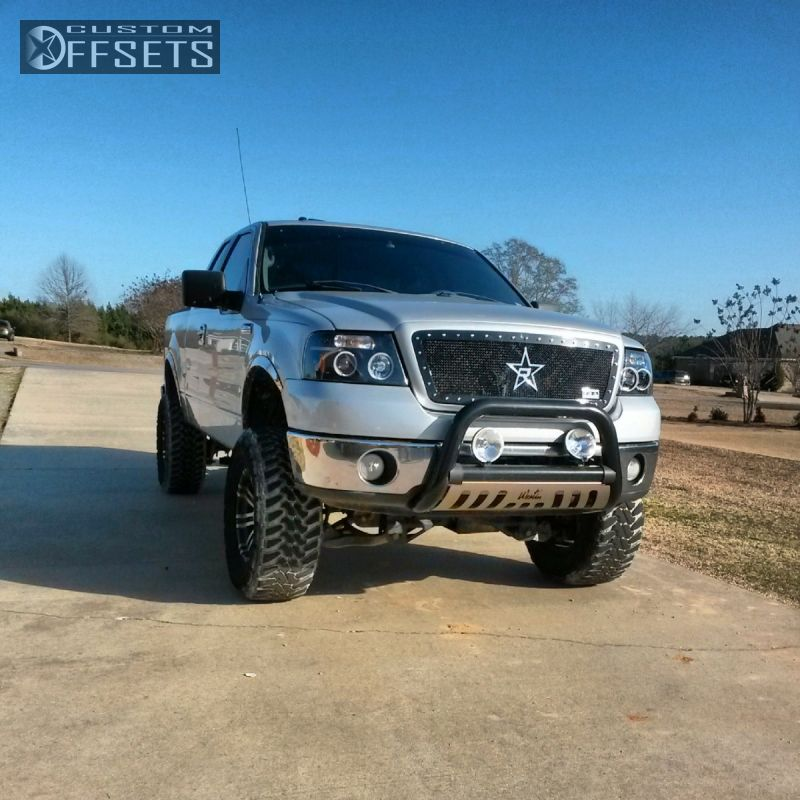 2006 Ford F 150 American Eagle 197 Rough Country Suspension