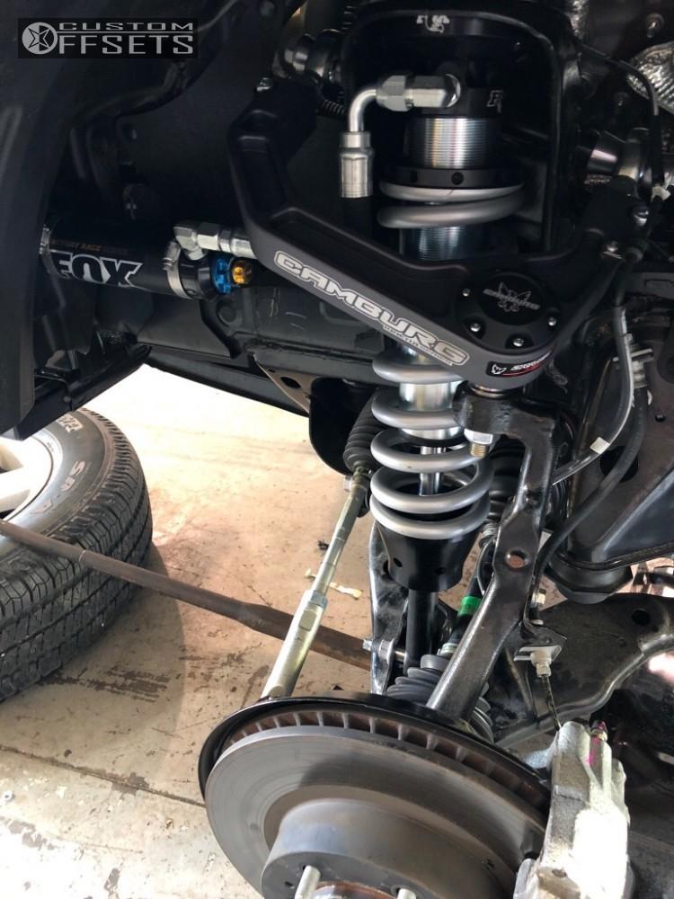 2018 Toyota Tacoma Xd Xd137 Fox Suspension Suspension Lift