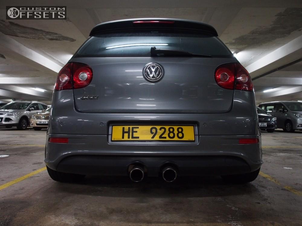 2007 Volkswagen R32 Rotiform Rse Bilstein Coilovers | Custom
