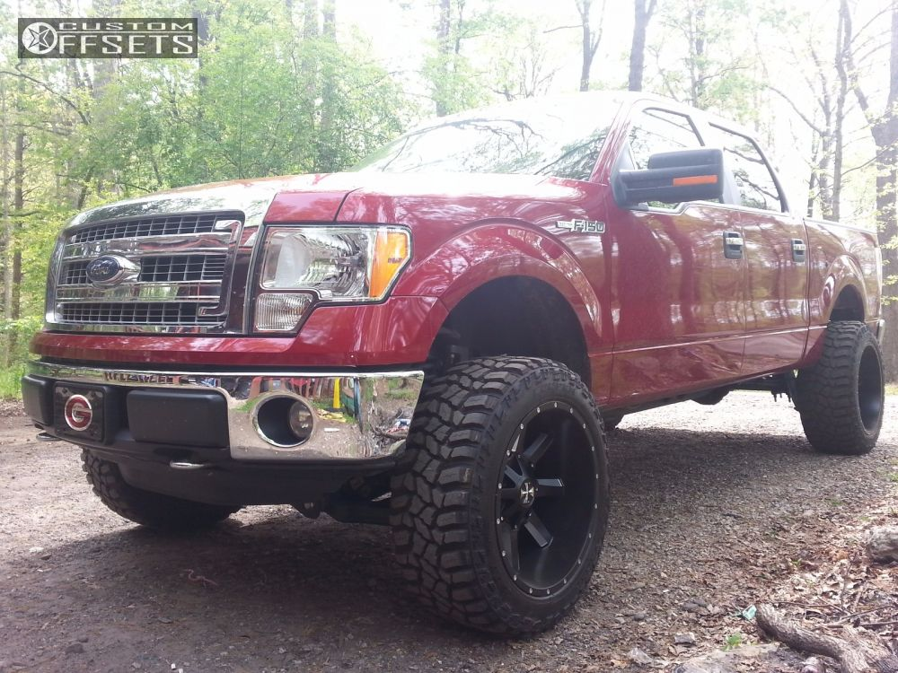 2014 Ford F150 Accessories >> 2014 Ford F 150 Cali Offroad Busted Pro Comp Suspension Lift 6in