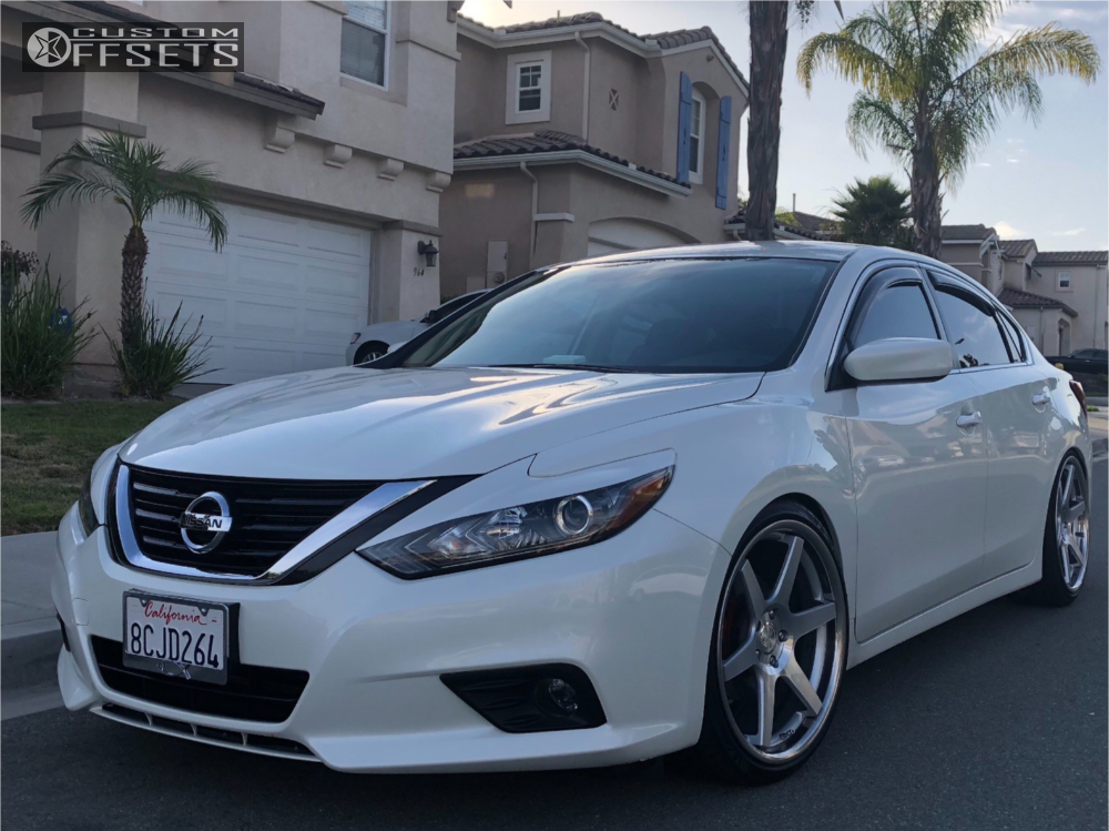 2017 Nissan Altima Concept One Cs 6 Bc Racing Coilovers