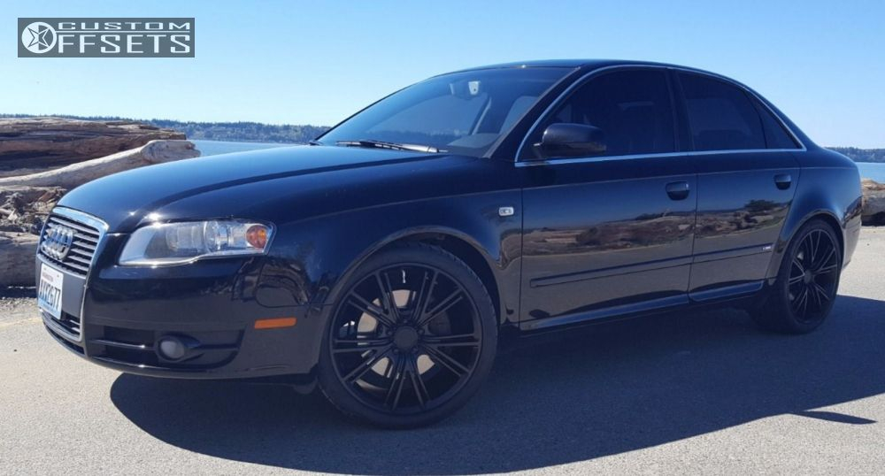 kw avant coilovers rims for audi installed coilover htm on