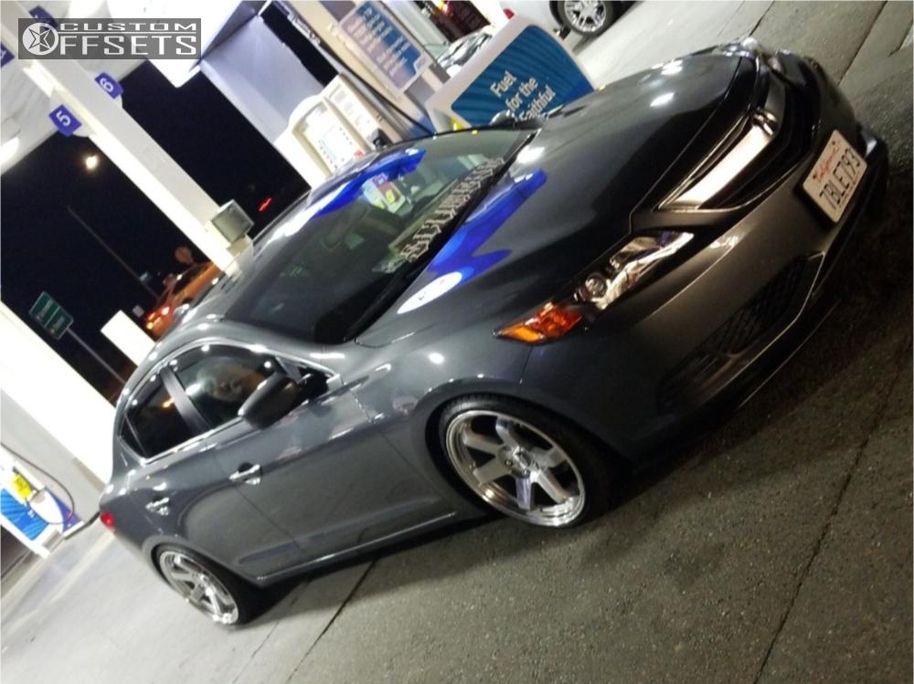 2014 Acura Ilx Avid1 Av6 K Sport Coilovers