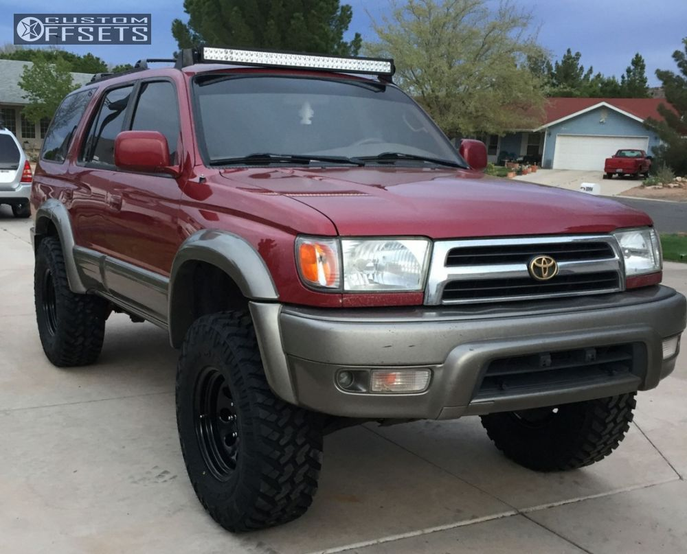 Image Gallery Lifted 1999 4runner