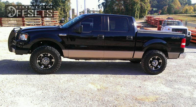 Ford Xlt Dr Supercrew Wd Styleside  Ft Lb L Cyl A