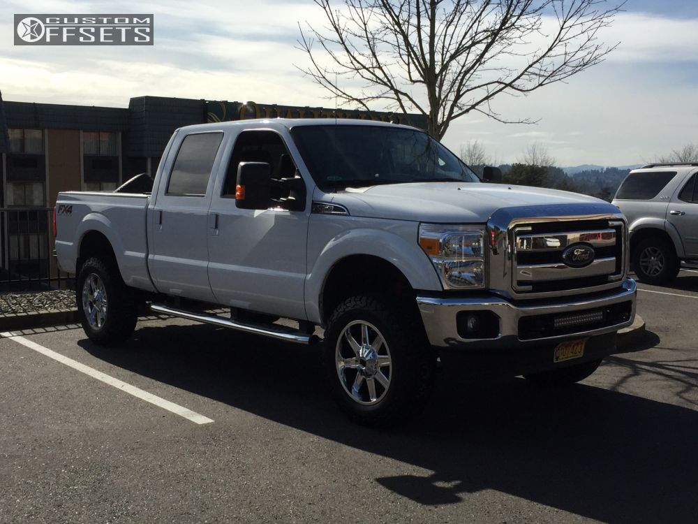 2015 ford f 350 super duty xd xd823 leveling kit. Black Bedroom Furniture Sets. Home Design Ideas