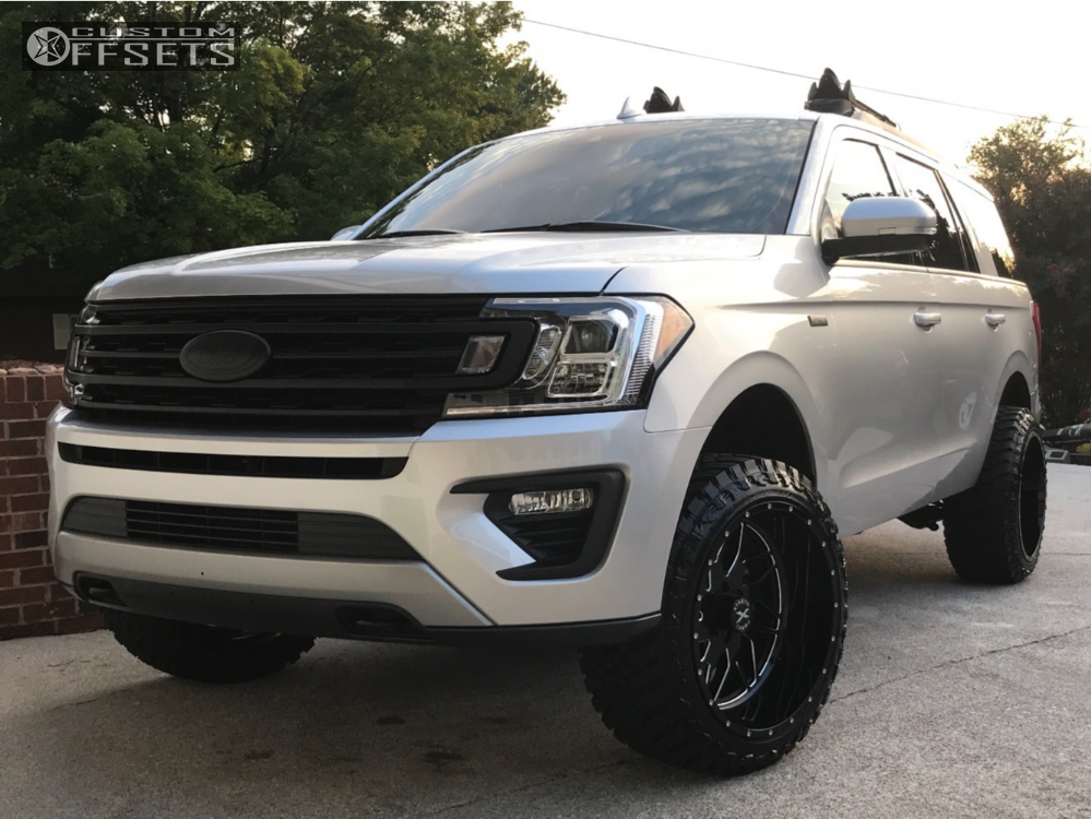 2018 Ford Expedition Xtreme Force Xf2 Readylift Suspension Lift 3in