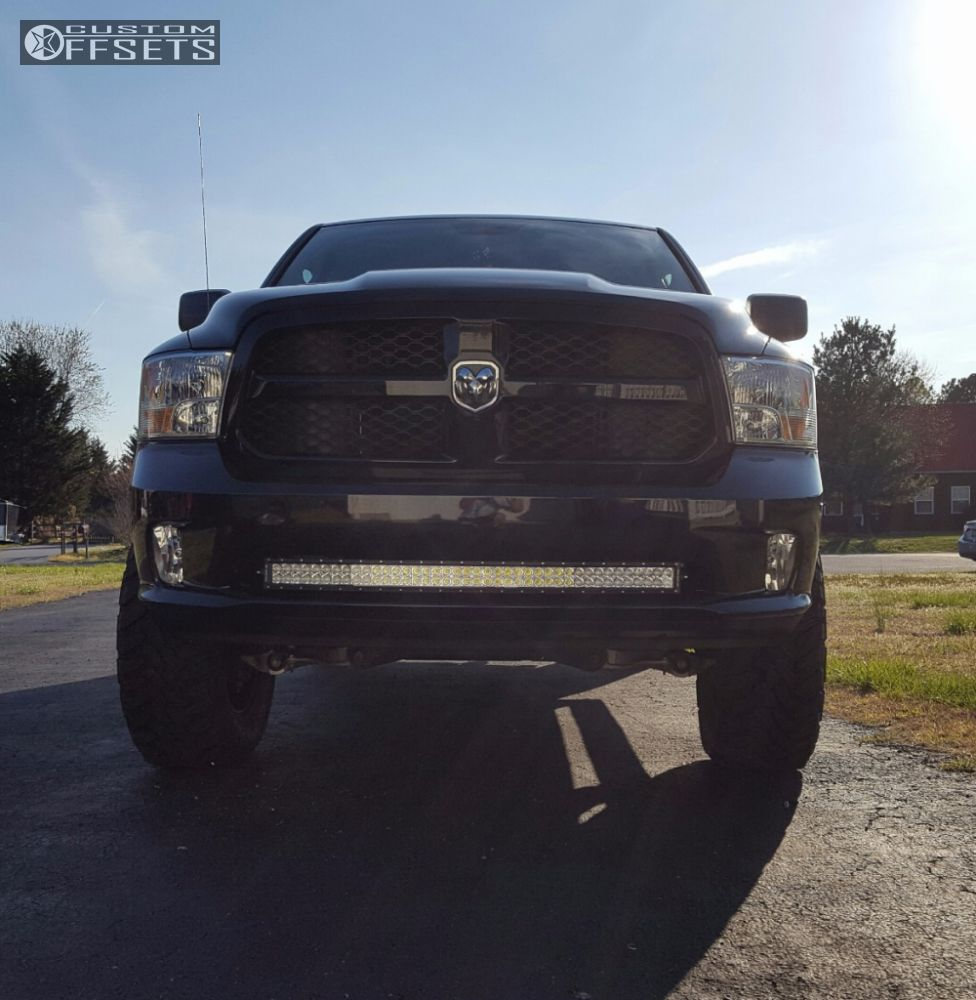 70 1 2013 2500 Ram Suspension Lift: 2013 Ram 1500 Xd Xd825 Superlift Suspension Lift 6in