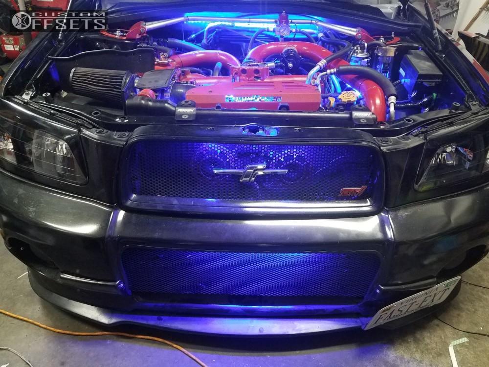 2004 Subaru Forester Xxr 551 Air Lift Performance Air