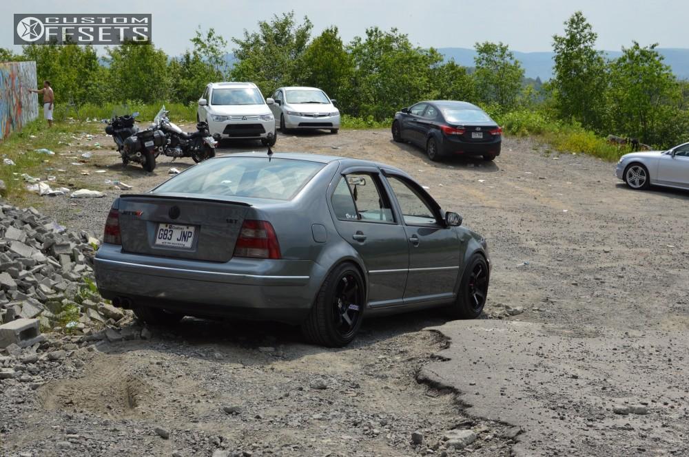 2004 Volkswagen Jetta Fast Wheels Hayaku St Suspension