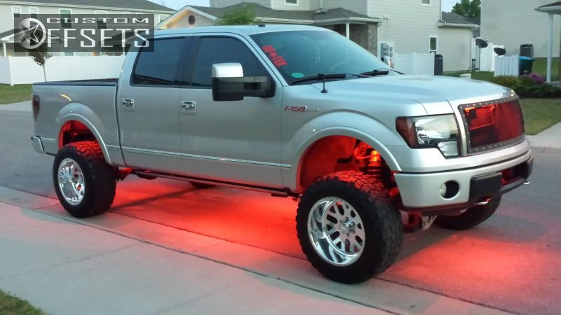 2010 Ford F 150 American Force Elite Mcgaughys Suspension ...