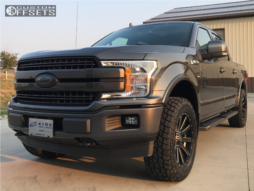 Ford Ford Racing Performance Parts Leveling Kit Xd Heist Matte Black