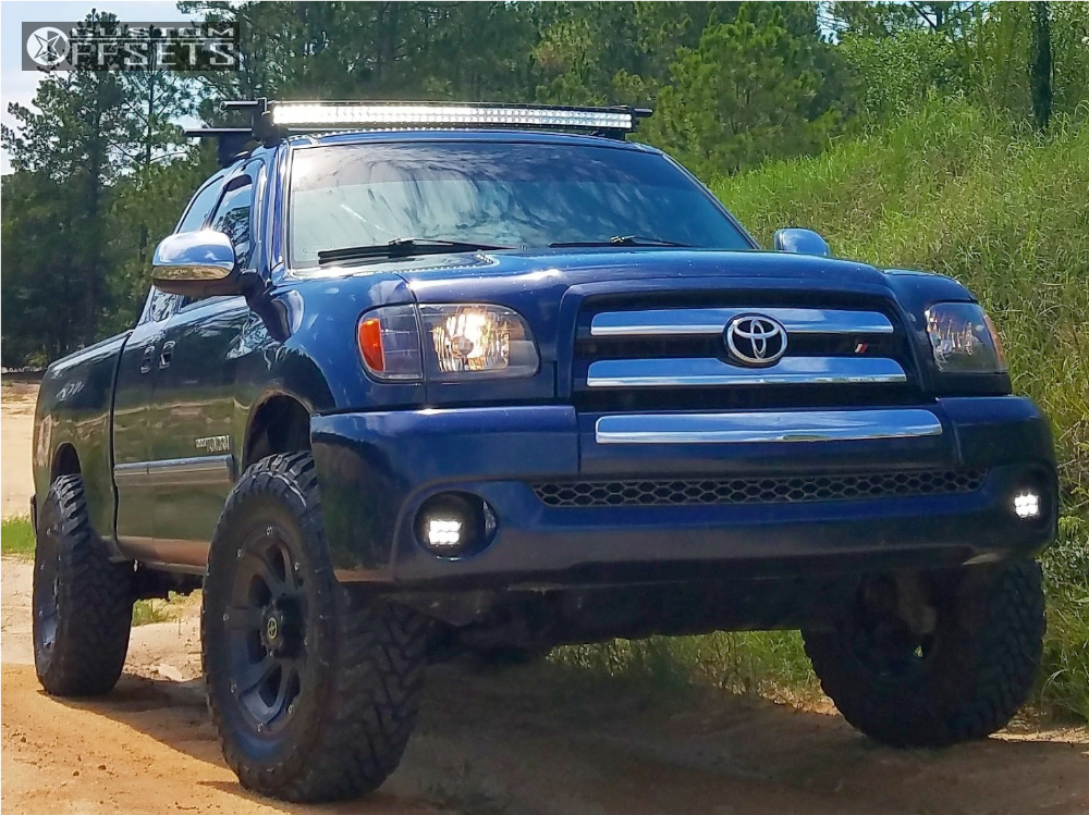 2004 Toyota Tundra American Racing Atx Ledge Ax188 Rough Country ...