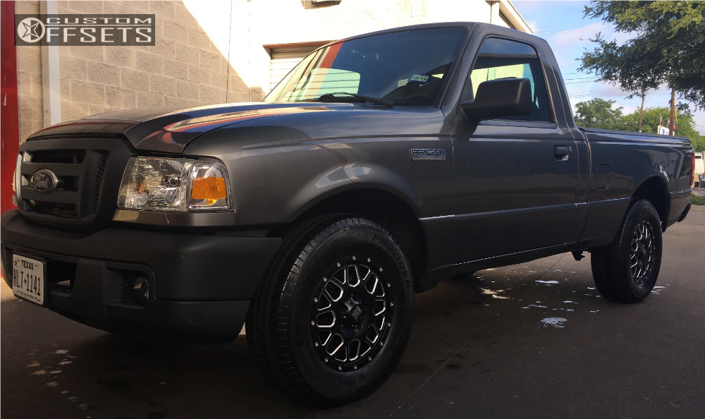 1 2007 Ranger Ford Stock Stock Xd Xd820 Black