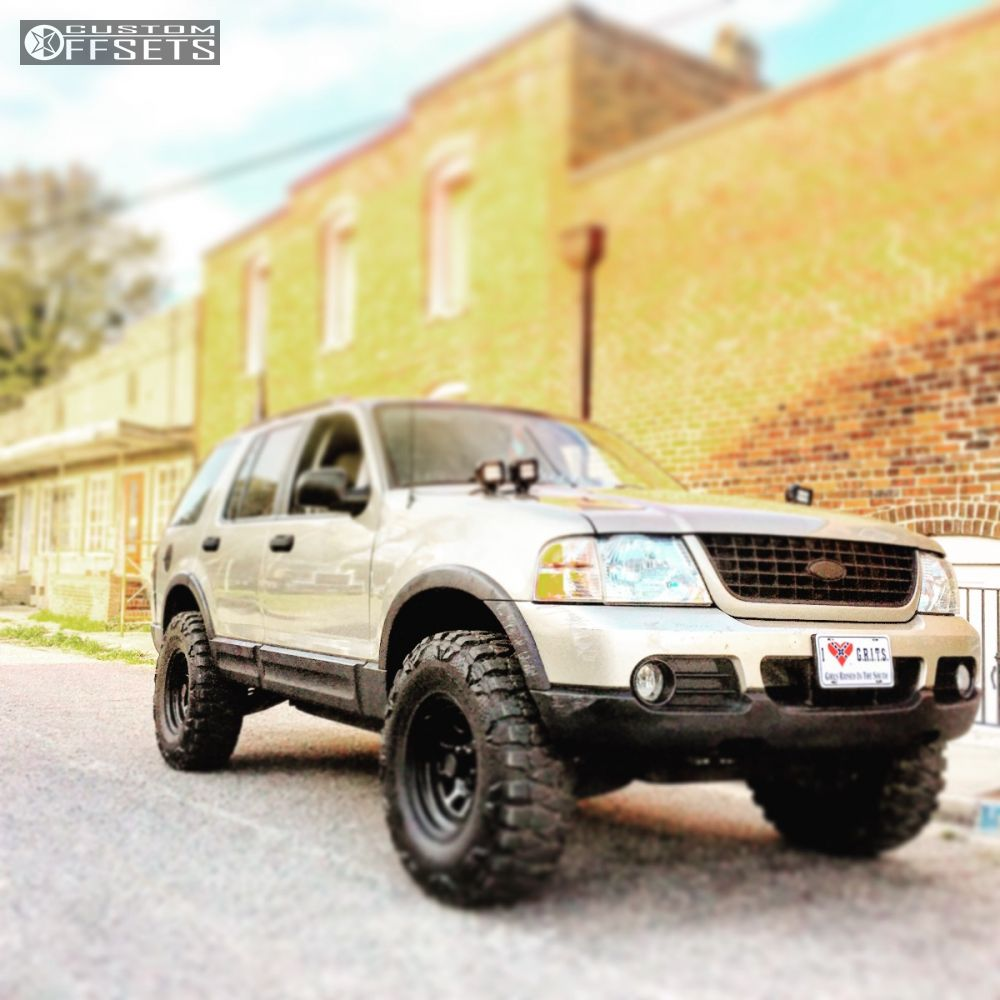 Ford Explorer Pro Comp Series Btf Fabrication Leveling Kit - 2003 explorer
