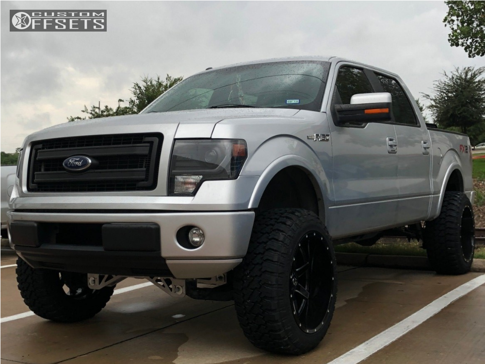 Mcgaughys 65 Premium Lift Kit For 2009 2014 Ford F 150 2wd