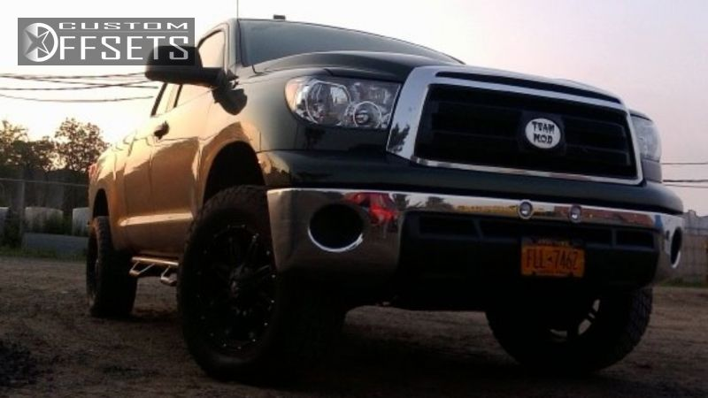 Wheel Offset 2011 Toyota Tundra - 43.8KB