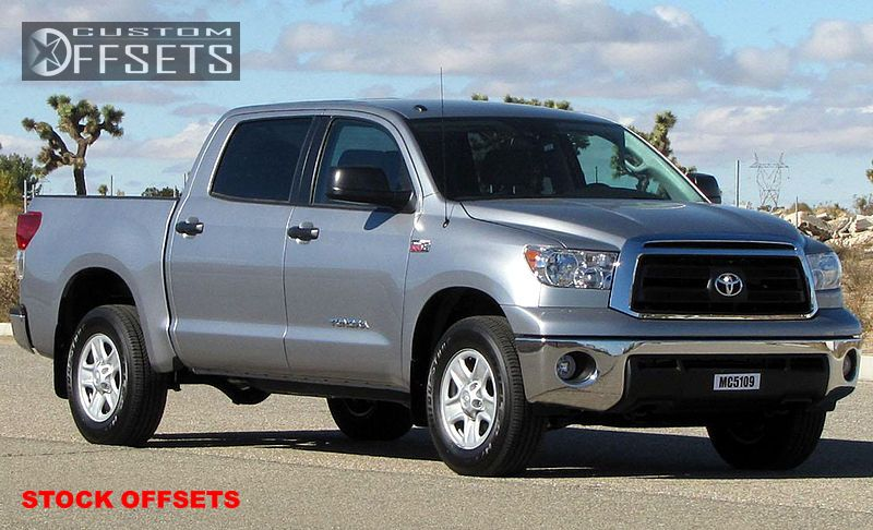 1 2007 Tundra Toyota Limited 4dr Crewmax Cab 4wd Sb 47l 8cyl 5a Stock Stock  Stock ...