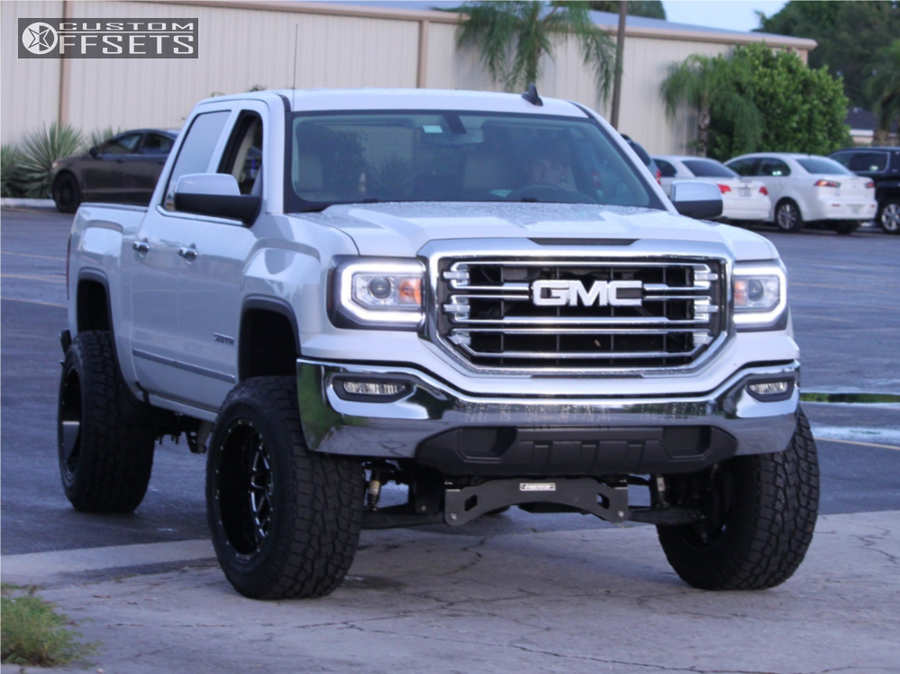 Lifted 2014 GMC Sierra 1500 All Terrain 4x4 |Lifted Gmc Sierra