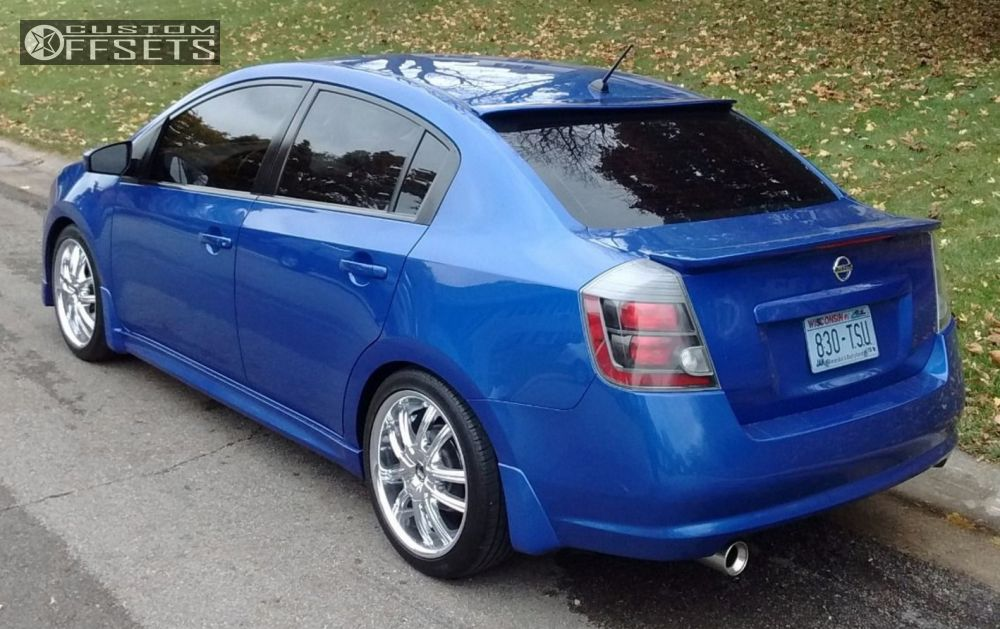 2017 Toyota Tacoma Reviews >> 2012 Nissan Sentra Custom Wheels And Custom Rims | Autos Post