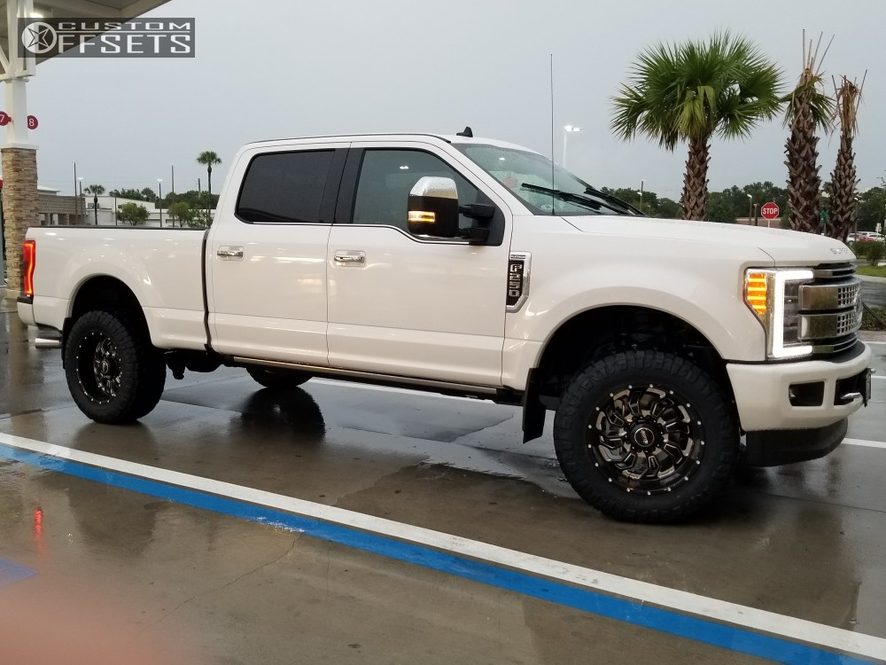 12 2019 F 250 Super Duty Ford Stock Stock Sota Scar Machined Accents
