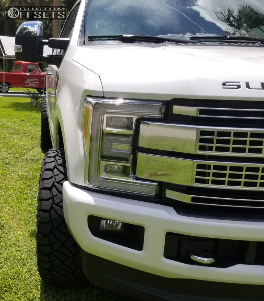 2 2019 F 250 Super Duty Ford Stock Stock Sota Scar Machined Accents