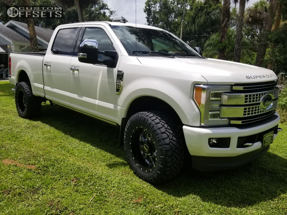 9 2019 F 250 Super Duty Ford Stock Stock Sota Scar Machined Accents