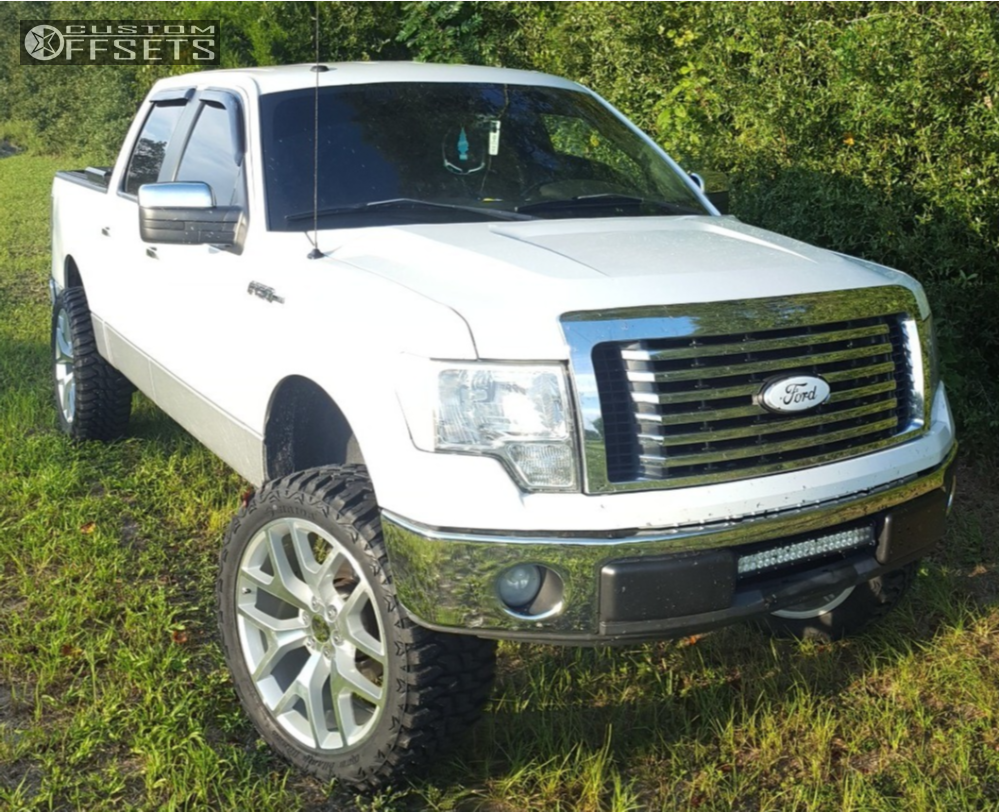Ford Ebay Suspension Lift In Oe Performance  Silver