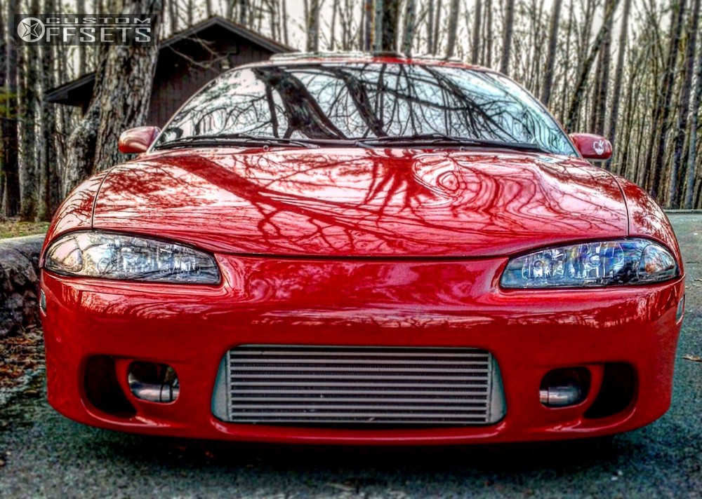 1995 Mitsubishi Eclipse Str 514 Emusa Coilovers | Custom Offsets
