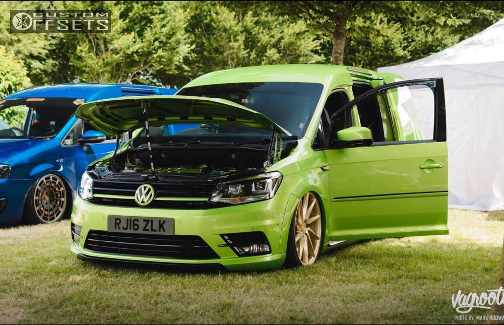 2016 Volkswagen Eurovan Vossen Cvt Air Lift Performance Air
