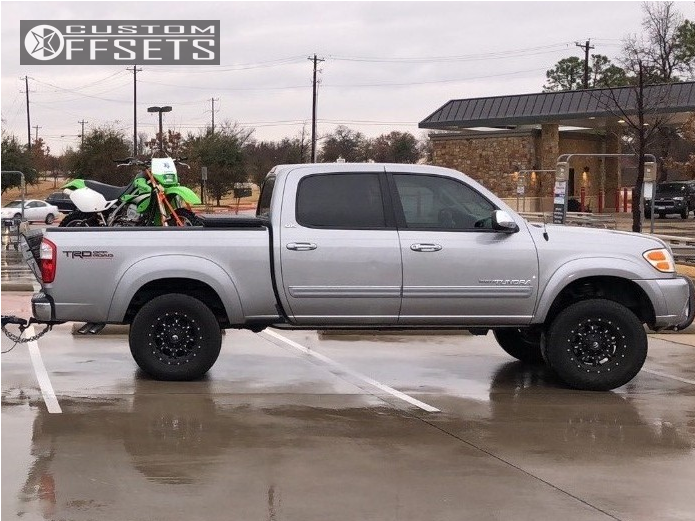 2004 Toyota Tundra Fuel Krank Billstein Suspension Lift 3in ...