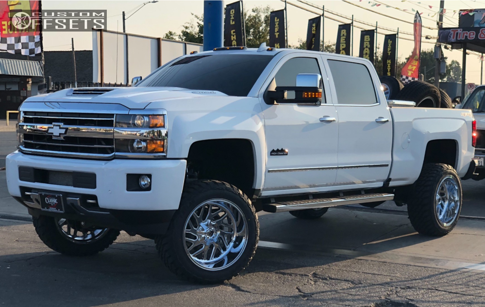 2019 Chevrolet Silverado 2500 Hd Fuel Triton D609 Rough