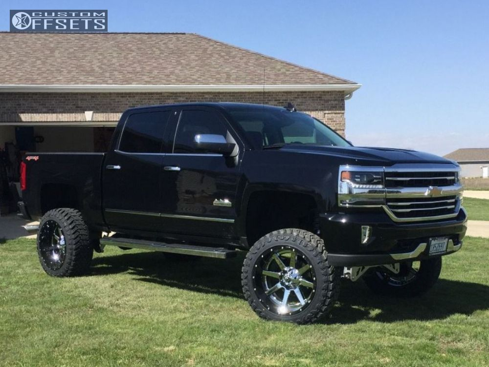 2016 chevy silverado lifted images galleries with a bite. Black Bedroom Furniture Sets. Home Design Ideas