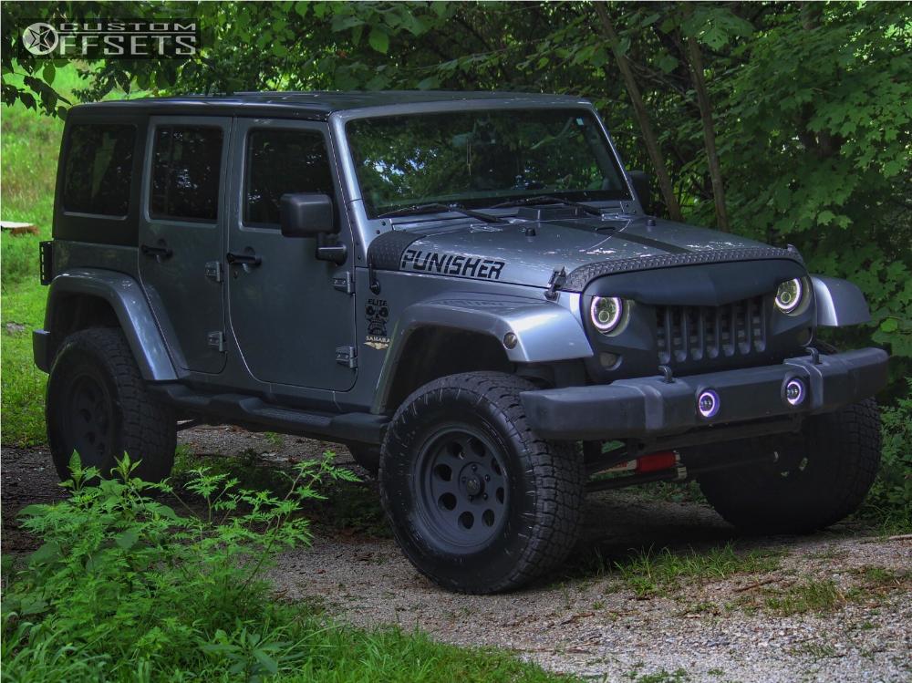 Jeep Wheel Tire Packages Quadratec >> 2013 Jeep Wrangler Jk Pro Comp Series 69 Quadratec Maximum Duty