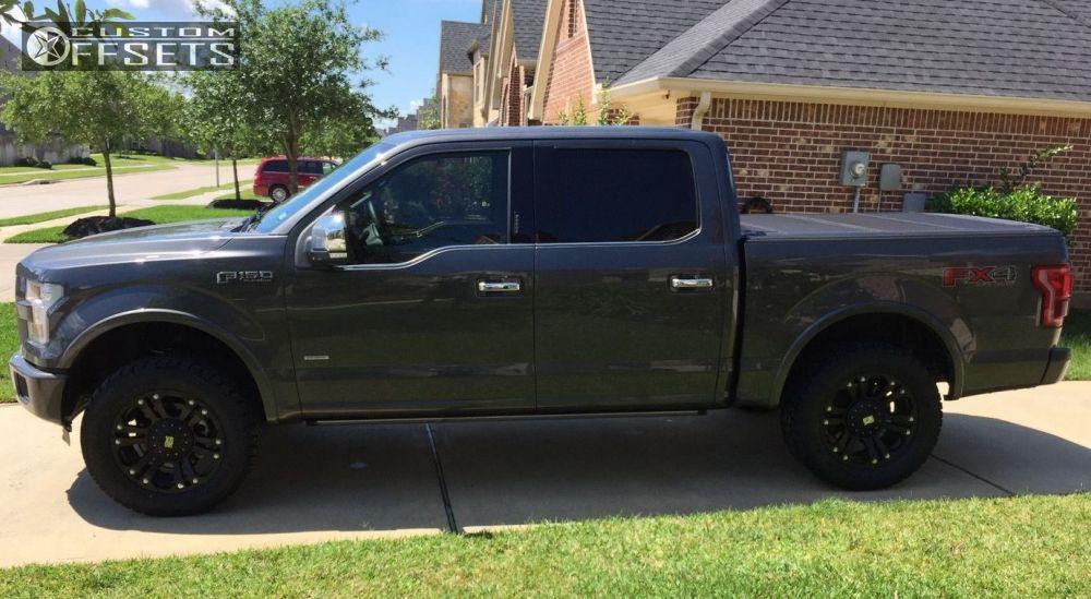 Ford Leveling Kit Xd Xd Black