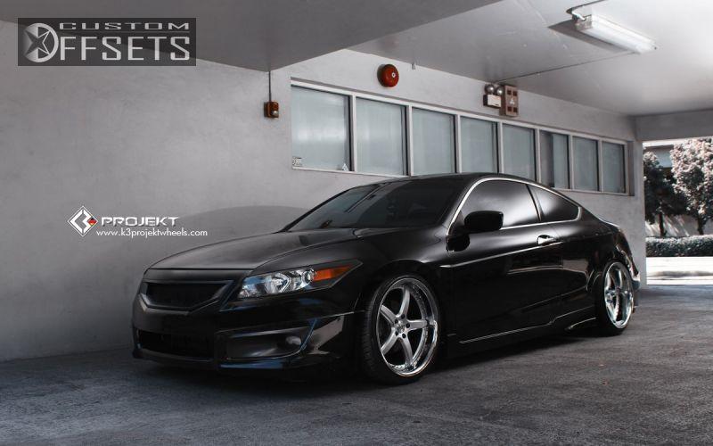 1 2010 Accord Honda Ex 2dr Coupe 24l 4cyl 5a Dropped 3 K3 Projekt Projekt 1 ...
