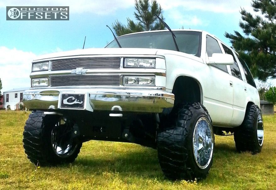 tahoe 96 chevy