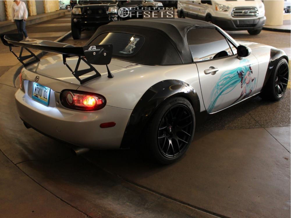 2008 Mazda Mx 5 Miata Xxr 530 K Sport Coilovers | Custom Offsets