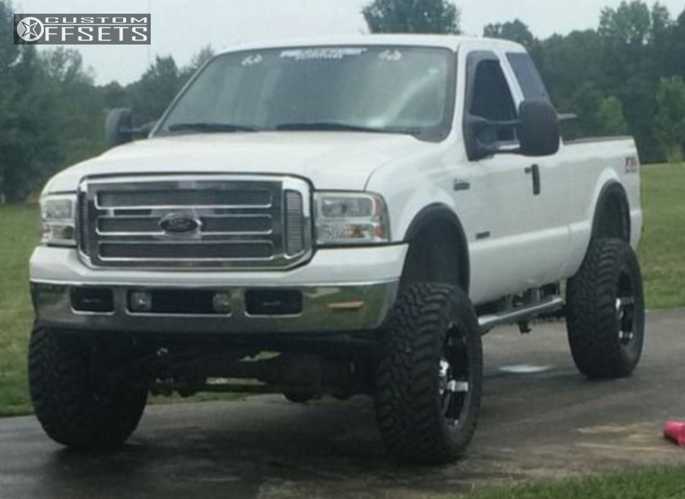 2006 ford f 250 super duty xd spy rough country suspension lift 6in. Black Bedroom Furniture Sets. Home Design Ideas