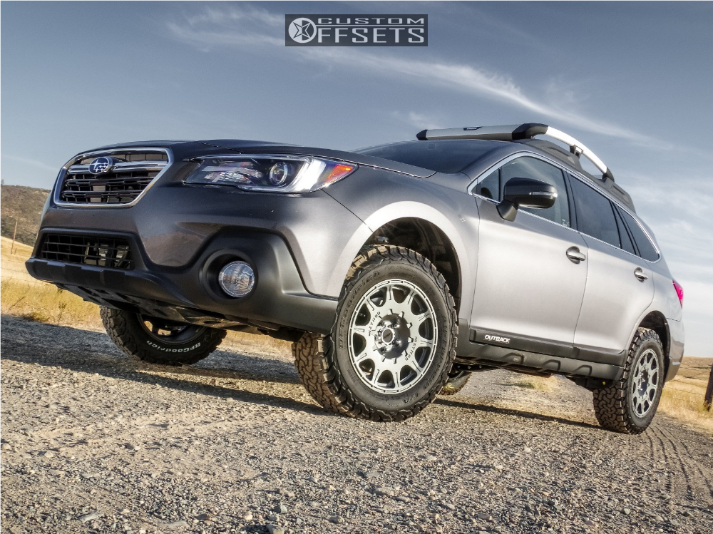 2018 Subaru Outback Method Roost Readylift Lifted | Custom