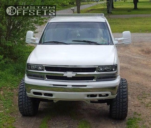 2000 Chevrolet Silverado 1500 Red Dirt Road Rd01 Fabtech