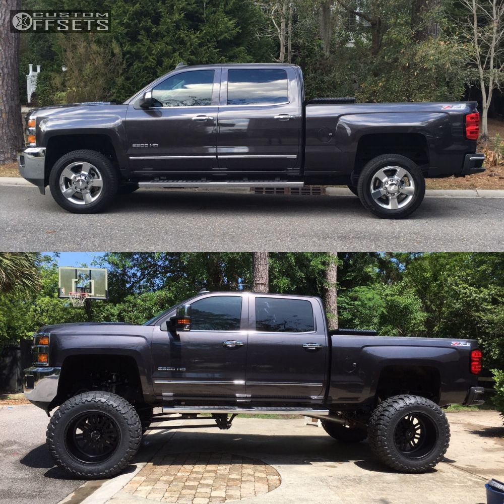 Image Gallery 2016 Chevy 2500 Lifted