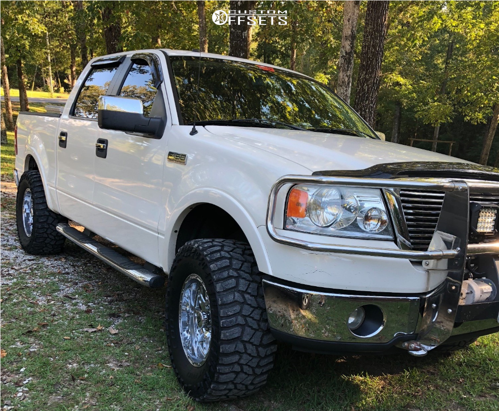 Ford Rough Country Leveling Kit Xd Riot Chrome