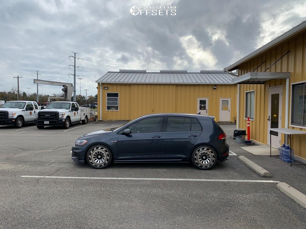 2018 Volkswagen Gti Radi8 R8t12 Vwr Lowering Springs