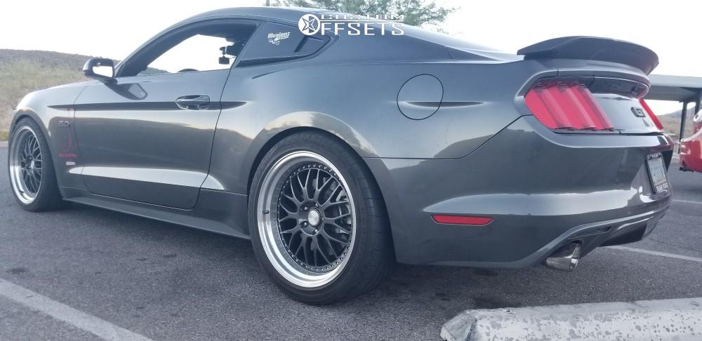 Mustang Ford Gt Sr Performance Lowering Springs Esr Sr Gunmetal