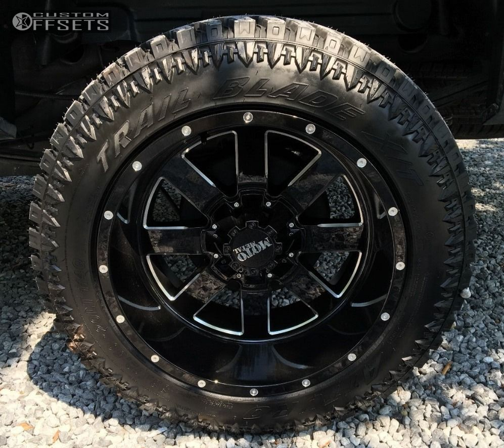 Wheel offset 2011 chevrolet silverado 1500 super for Suspension metal